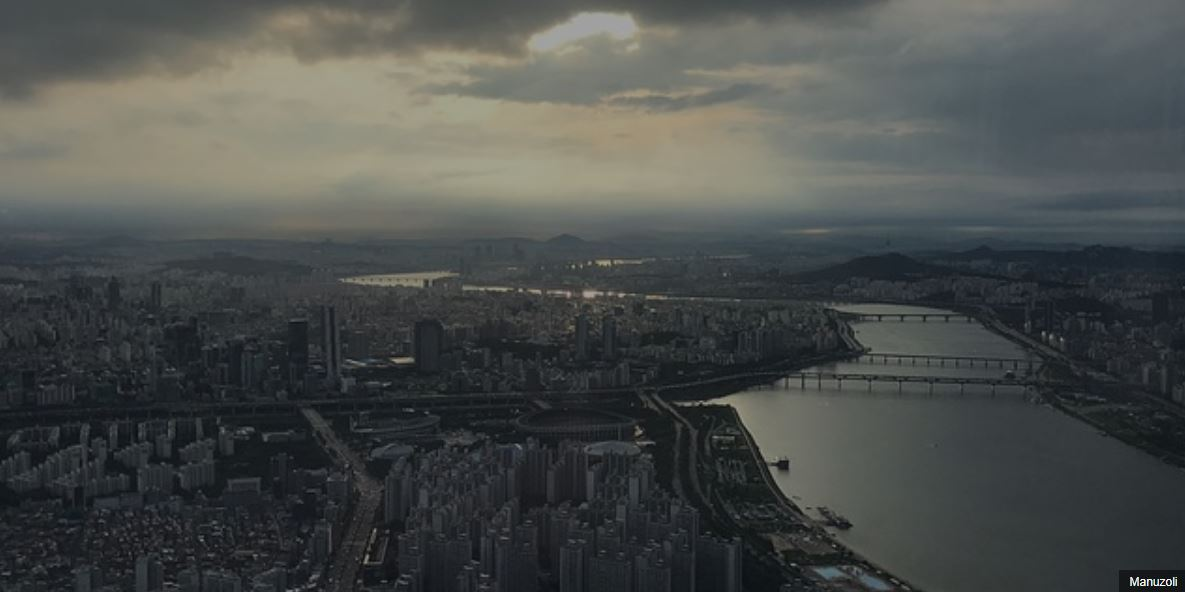 Netherlands_Progrss] Seoul's Air is So Polluted that Public