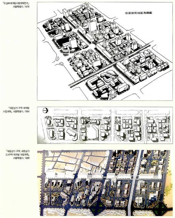 Seoul solution for Team x architecture