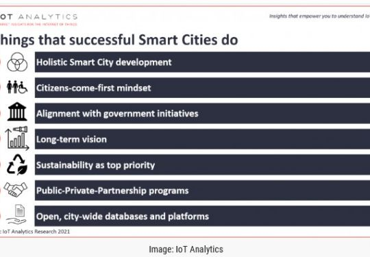 7 things that successful cities do
